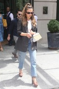 Jessica Alba - Leaving a meeting in NYC 7/24/2018 4ecd96931388654