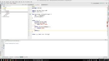 Изучение языка программирования Kotlin от основ до специалиста (2019) Видеокурс
