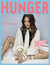 Alicia Vikander -      Hunger Magazine #14.