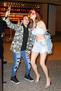 Bella Thorne - Leaving TRL Studios in NYC 5/22/18