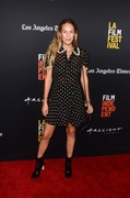 Dylan Penn - 'Nomis' Premiere in LA 9/28/18