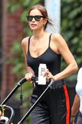 Irina Shayk - Out in NYC 7/27/18