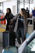 Sophia Bush - At LAX Airport 4/6/18
