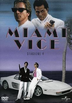 Miami Vice (1987) Stagione 4 [Completa] 6 DVD9 COPIA 1:1 ITA ENG