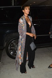 Halle Berry - Out for dinner in Beverly Hills 4/26/18