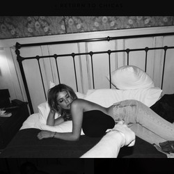Ashley Benson on a Bed - 5/28/18 Instagram