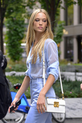 Hannah Ferguson - Out in NYC 8/22/18