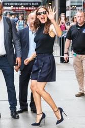Jennifer Garner Visits 'Good Morning America' in New York City 07/16/201869587a921666644