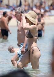 Katharine McPhee in a Bikini in Mykonos, Greece - 6/24/19