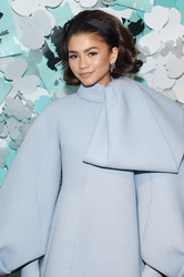 Zendaya Coleman - Tiffany & Co. Paper Flowers Event And Believe In Dreams Campaign Launch in NYC 5/3/18