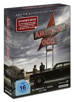 American Gods - Stagione 1 (2017) 4xDVD9 ITA/ENG/SPA