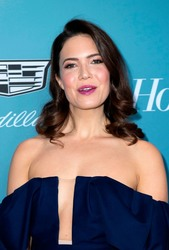 Mandy Moore - The Hollywood Reporter's Power 100 Women In Entertainment in LA 12/5/18
