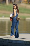 Selena Gomez at Lake Balboa park in Encino 02/02/2018290eba737638553