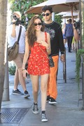 Madison Beer - Out for lunch in Beverly Hills 6/11/18
