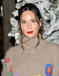 Olivia Munn - Love Leo Rescue 1st Annual Cocktails for a cause fundraiser in LA 12/6/18