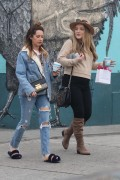 Ashley Tisdale - Out in LA 1/16/18