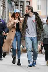 Aubrey Plaza - Out in NYC 4/19/18