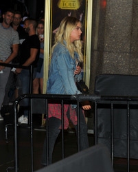 Ashley Benson - Out in NYC 7/24/18