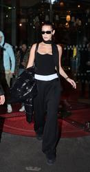 Bella Hadid - Out in Paris 3/6/18