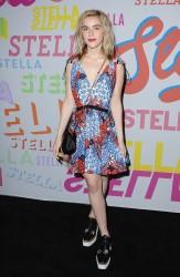 Kiernan Shipka - Stella McCartney's Autumn 2018 Collection Launch in LA 1/16/18