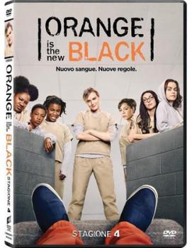 Orange Is the New Black - Stagione 4 (2016) 5xDVD9 Copia 1:1 ITA-ENG-FRE-ESP-POL