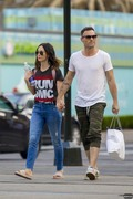 Megan Fox - Shopping in New Orleans 5/15/18