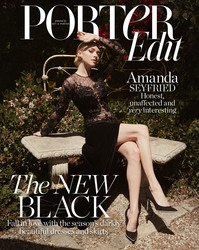 Amanda Seyfried - The Edit by Net-A-Porter, July 2018
