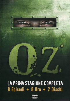 Oz - Prima Stagione [Completa] (1997) 2x DVD9 Copia 1:1 ITA/ENG/FRE