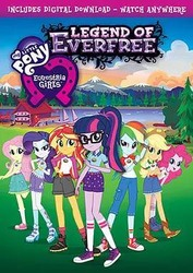 彩虹小马:小马国女孩之森林传奇 My Little Pony: Equestria Girls – Legend of Everfree