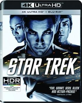 Star Trek - Il futuro ha inizio (2009) Full Blu-Ray 4K 2160p UHD HDR 10Bits HEVC ITA DD 5.1 ENG TrueHD 7.1 MULTI