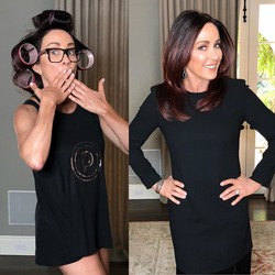 Patricia Heaton Before/After