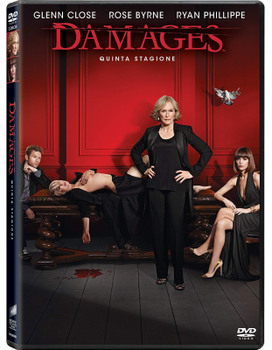 Damages - Stagione 5 (2012) 3xDVD9 Copia 1:1 ITA-ENG