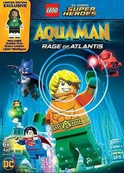 乐高DC超级英雄:亚特兰蒂斯之怒 Lego DC Super Heroes: Aquaman: Rage of Atlantis