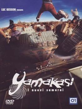 Yamakasi - I nuovi samurai (2001) DVD5 COPIA 1:1 ITA