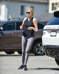 Charlize Theron - Going to a dance class in LA 6/18/18