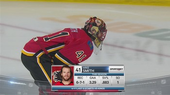 NHL 2018 - RS - Los Angeles Kings @ Calgary Flames - 2018 11 30 - 720p 60fps - English - SN Cf383f1049267384