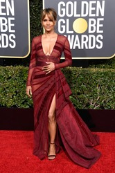 Halle Berry - 2019 Golden Globe Awards in LA 1/6/19