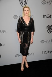 Ireland Baldwin - The 2018 InStyle And Warner Bros. 75th Annual Golden Globe Awards Post-Party in Beverly Hills 1/7/18