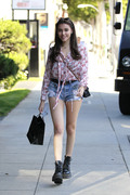 Madison Beer Out Shopping in Beverly Hills 06/18/20185e5a43899254754