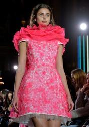 Taylor Hill - Schiaparelli Fashion Show in Paris 1/21/19