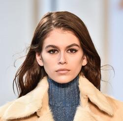 Kaia Gerber - Chloe Fashion Show in Paris 3/1/18