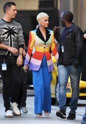 Katy Perry - On set of 'American Idol' in LA 12/13/18