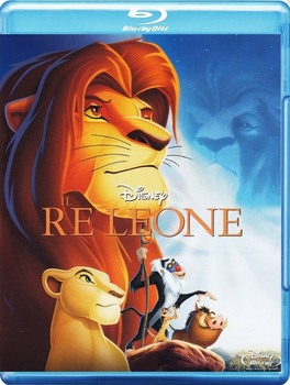 Il re leone (1994) Full Blu-Ray 42Gb AVC ITA DTS 5.1 ENG DTS-HD MA 7.1 MULTI