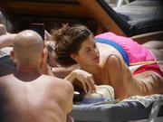 Amanda Cerny - Bikini candids in Mykonos 6/27/18
