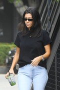 Kourtney Kardashian - Out in West Hollywood 9/25/18