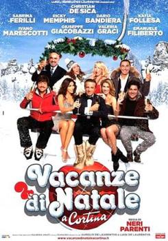 Vacanze di Natale a Cortina (2011) DVD9 Copia 1:1 ITA