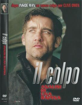 Il colpo: Analisi di una rapina (1998) DVD5 COPIA 1:1 ITA ENG