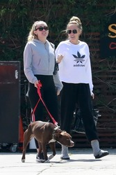 Miley Cyrus - Out for lunch in LA 3/22/19
