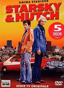Starsky & Hutch - Stagione 1 Completa (1975-79) 5xDVD9 Copia 1.1 ITA MULTI