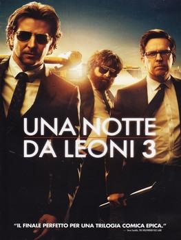 Una notte da leoni 3 (2013) DVD9 COPIA 1:1 ITA MULTI